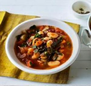 Image for Hearty Vegetable Soup