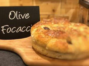 Image for Olive Focaccia