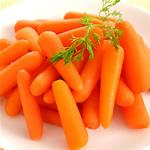 Image for Carrots - Baby Chantenay British