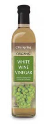 Image for White Wine Vinegar/Clearspring